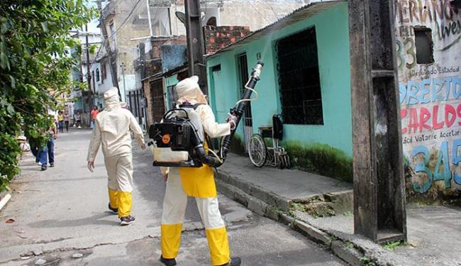 Como em outros bairros da capital, a Caixa D'Água apresenta risco de contágio - Foto: Evilânia Sena (Agecom) l Divulgação l 15.07.2015