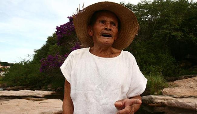 Seu Cori ficou famoso pela participação em documentários sobre a história da Chapada Diamantina - Foto: Xando P. l Ag. A TARDE l 27.12.2006