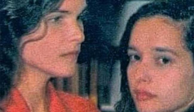 Cristiana contracenava com Daniella na novela