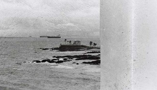 Para fazer as fotografias, o artista utiliza filmes em preto e branco - Foto: Divulgação