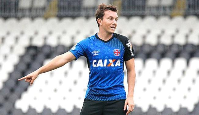Dagoberto não quis vestir a camisa rubro-negra - Foto: Marcelo Sadio l Clube de Regatas Vasco da Gama