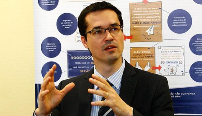 Operação já denunciou 35 executivos, disse Dallagnol - Foto: Margarida Neide l Ag. A TARDE