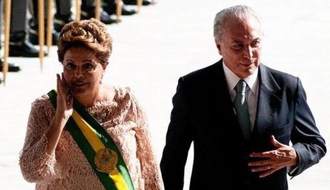 Temer está disposto a deixar o cargo de coordenador político do governo Dilma - Foto: Reprodução | Twitter