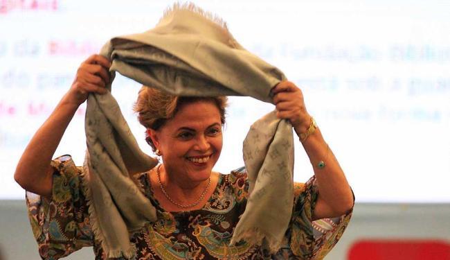 A presidente Dilma Rousseff esteve em Salvador e em Juazeiro na última sexta, 15 - Foto: Lúcio Távora | Ag. A TARDE