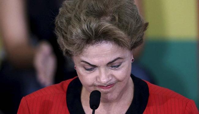 A soma das supostas irregularidades totaliza R$ 104 bilhões de reais - Foto: Ueslei Marcelino   Reuters   13.08.2015