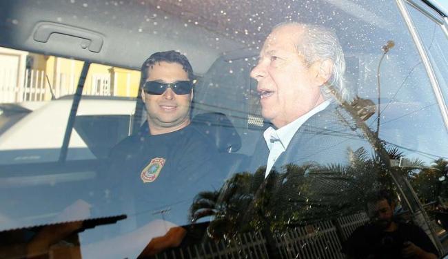 Dirceu foi preso nesta segunda-feira, 3, durante a 17ª fase da Operação Lava Jato - Foto: Dida Sampaio | Estadão Conteúdo