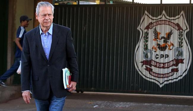 Fora do governo Luiz Inácio Lula da Silva, em 2005, o ex-ministro passou a atuar na JD - Foto: Dida Sampaio | Estadão Conteúdo