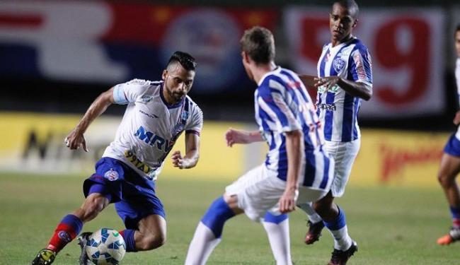 Ao contrário do Ceará, que permanece na Copa do Brasil, o Bahia foi eliminado pelo Pay - Foto: Lúcio Távora | Ag. A TARDE
