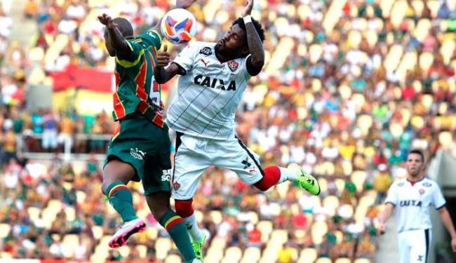 Vitória precisa secar o Botafogo para seguir líder da Série B - Foto: Honório Moreira / Futura Press / Folhapress