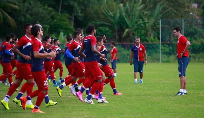 Com um empate, ingressa no G-4 se América, Sampaio e Náutico forem derrotados - Foto: Edilson Lima | Ag. A TARDE