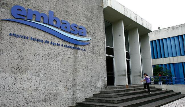 Concurso da Embasa oferece nove vagas na área de saúde e segurança do trabalho - Foto: Luciano da Matta | Ag. A TARDE