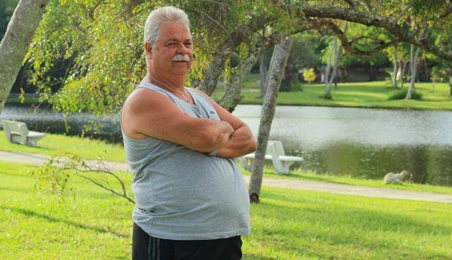 O engenheiro Miguel Orsolete faz tratamento após enfrentar problemas de saúde - Foto: Clínica da Obesidade | Divulgação