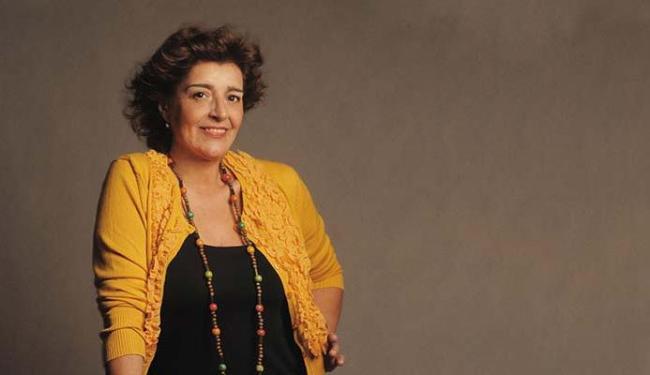 Fátima Guedes estará acompanhada apenas de um pianista - Foto: Gustavo Cassano   Ag. A TARDE