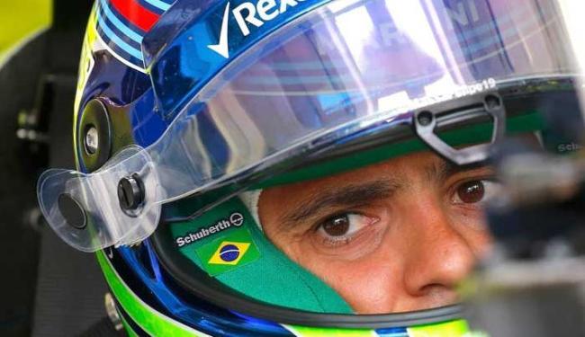 Brasileiro fez o sétimo melhor tempo, mas vai largar em sexto por conta de punição a outro piloto - Foto: Agência Reuters