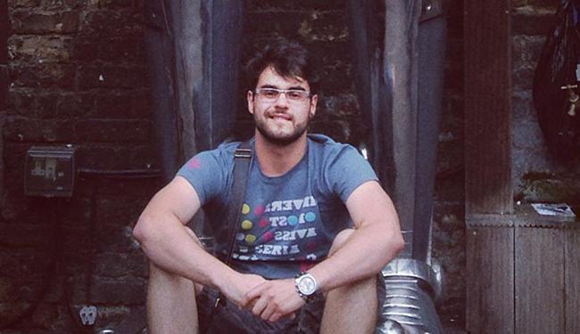 O jovem Felipe Rauta foi morto no último sábado - Foto: Reprodução