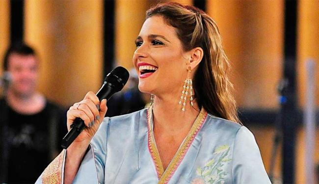 Fernanda Lima postou uma foto e foi criticada por uma seguidora - Foto: TV Globo   Divulgação