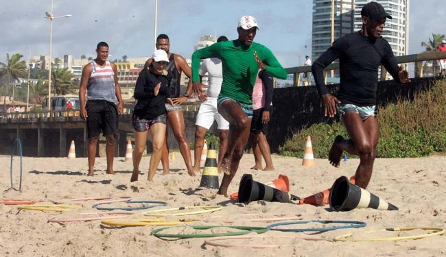 Atividades nas praias da capital baiana terão de ter licença - Foto: Luciano da Matta | Ag. A TARDE