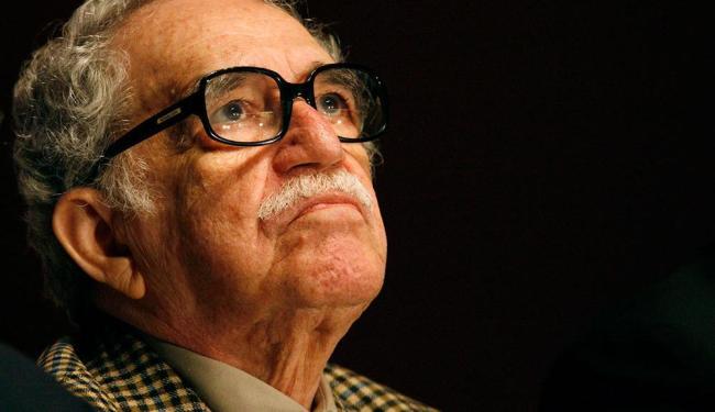 Escritor morreu em 17 de abril de 2014 - Foto: Tomas Bravo | Agência Reuters