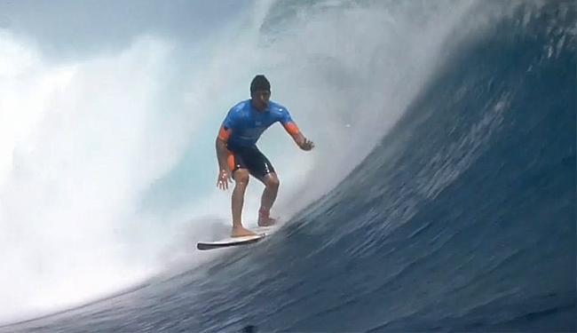 Brasileiro volta à disputa pelo bi no surfe - Foto: Reprodução l WSL