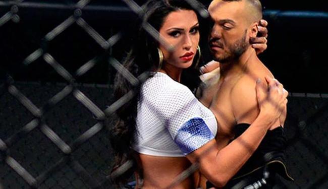 Gracyanne Barbosa e Belo fizeram uma ensaio sexual - Foto: Divulgação | Paparazzo