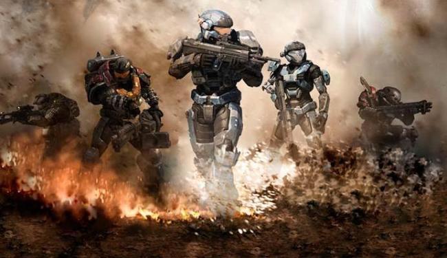 Games da série Halo são alguns do Xbox 360 que serão jogados no Xbox One - Foto: Divulgação