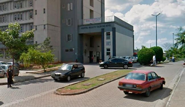 Vítima havia dado entrada no hospital no último dia 27 com ferimento de arma de fogo - Foto: Reprodução | Google Street View