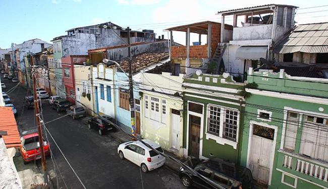 A ampliação de pavimentos de casarões históricos é uma das irregularidades identificadas - Foto: Eduardo Martins l Ag. A TARDE