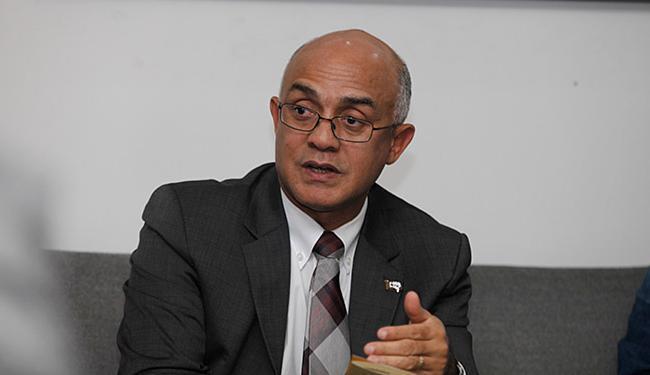 Inaldo da Paixão, presidente do TCE - Foto: Xando P.| Ag. A TARDE