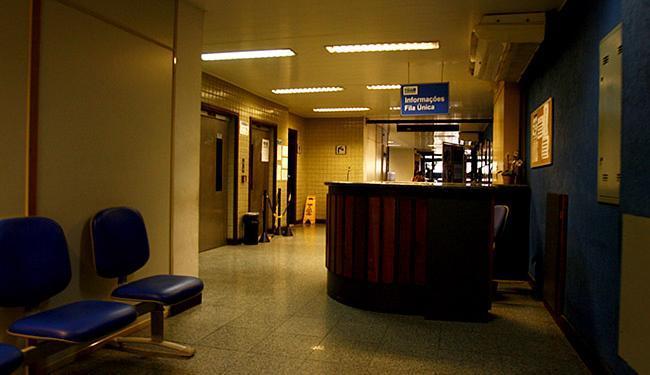 Interior da sede da SRTE-BA, na Av. Sete de Setembro - Foto: Fernando Vivas   Ag. A TARDE