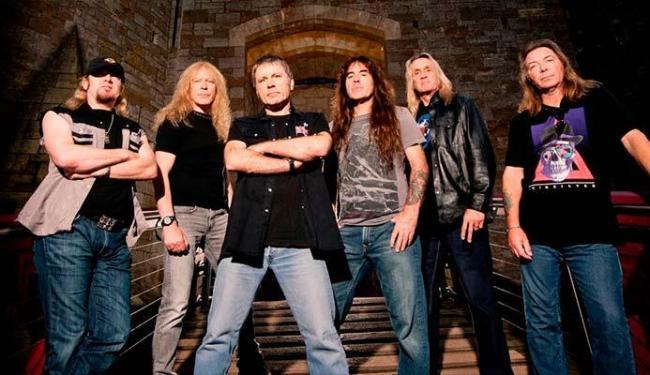 Iron Maiden se apresenta em março - Foto: Divulgação
