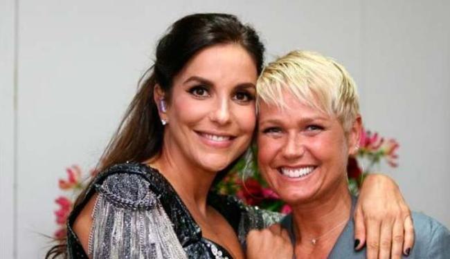 Ivete e Xuxa são amigas de longa data - Foto: Divulgação