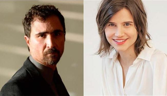 João Miguel e Bianca Comparato vão estar no seriado 3% - Foto: Divulgação