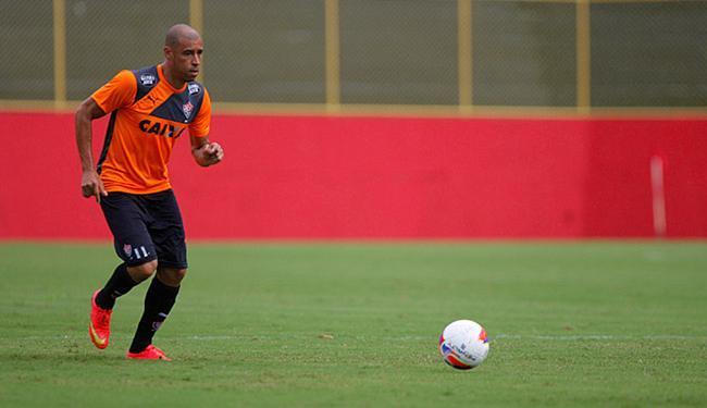 Jorge Wagner treinou entre os titulares - Foto: Joá Souza l Ag. A TARDE