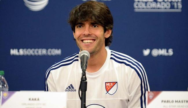 Kaká volta à seleção e enfrenta Costa Rica e EUA - Foto: Ron Chenoy   USA Today Sports   Reuters   30.07.2015