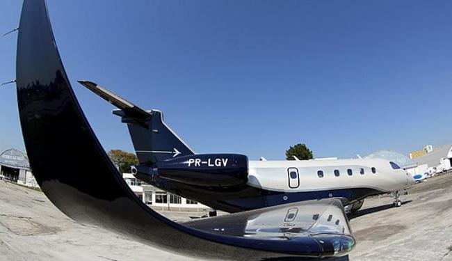 A nova aeronave será lançada na feira de aviação Labace 2015 - Foto: Paulo Whitaker l Ag. Reuters