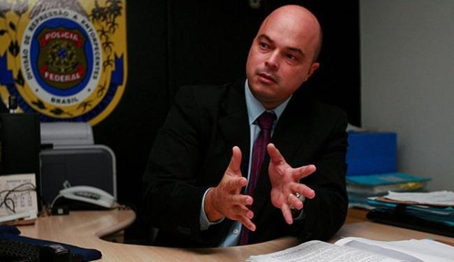 Delegado da PF, Leonardo Rodrigues acredita ter desarticulado o grupo Katiara - Foto: Edilson Lima l Ag. A TARDE