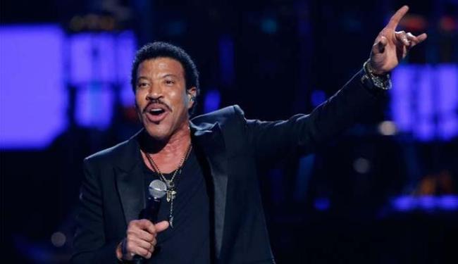 Lionel Richie vai ser homenageado pelo conjunto da obra musical - Foto: Agência Reuters