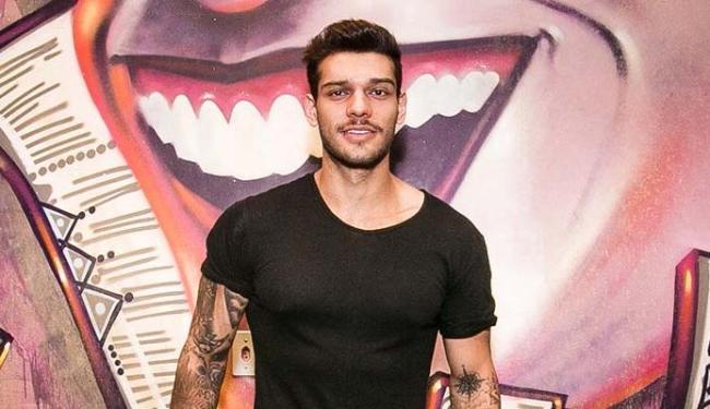 Cantor estreou na tv na nova temporada de Malhação - Foto: David Argentino | TV Globo