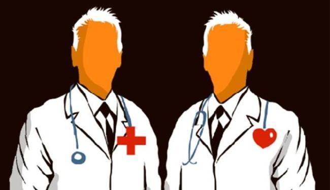 Médico possui nove vínculos no Estado e em três prefeituras baianas - Foto: Editoria de Arte | A TARDE