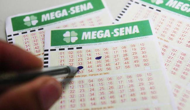 Próximo sorteio da Mega-Sena será realizado na quarta-feira, 12 - Foto: Arestides Baptista   Ag. A TARDE