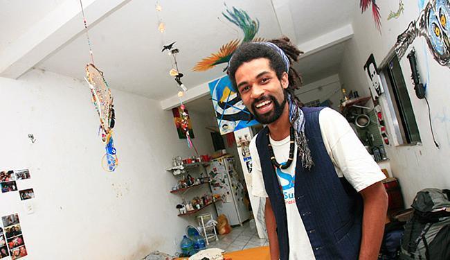 Melek já recebeu mil pessoas em sua casa - Foto: Mila Cordeiro l Ag. A TARDE