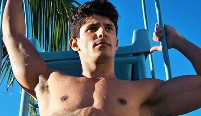 Modelo estava com 440 comprimidos de ecstasy quando foi preso - Foto: Divulgação | Mister Brasil Oficial
