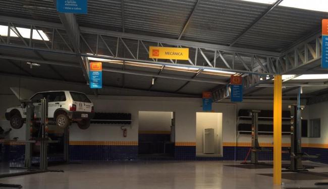 Interior da loja inaugurada essa semana - Foto: Divulgação