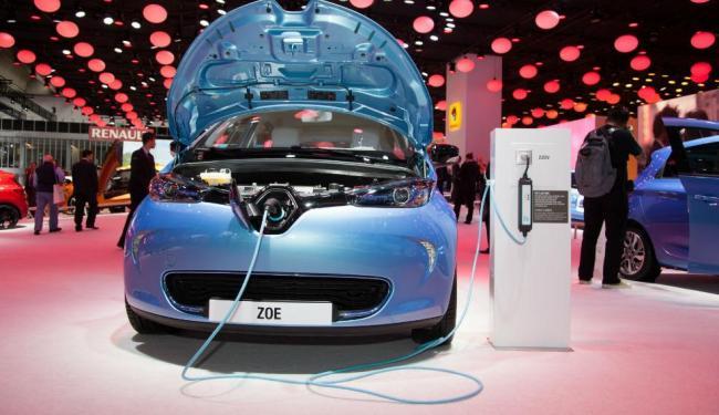 Zoe é a opção de elétrico da Renault - Foto: Divulgação