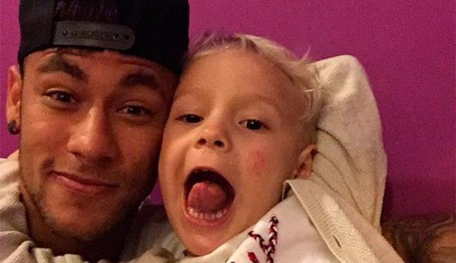 Tudo partiu da necessidade de aproximar mais Neymar do filho - Foto: Reprodução | Instagram | @neymarjr