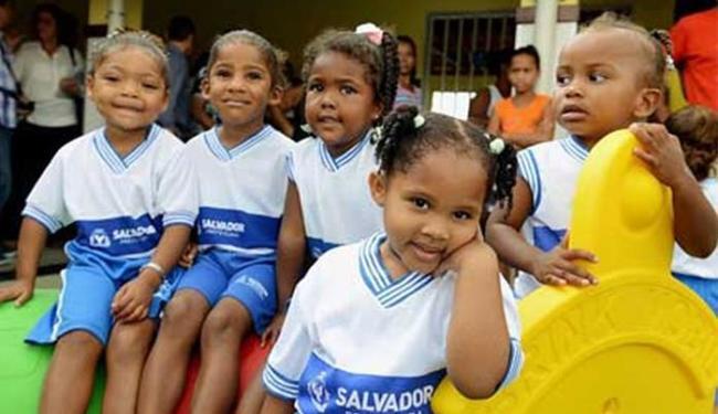 Nova unidade de ensino de tempo integral vai atender a 150 crianças de 0 a 5 anos - Foto: Divulgação l Agecom