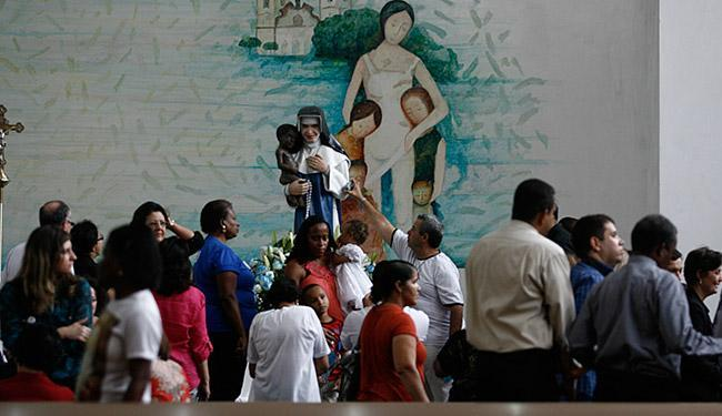 Homenagem será realizada no Santuário da Bem-Aventurada Dulce dos Pobres - Foto: Raul Spinassé | Ag. A TARDE