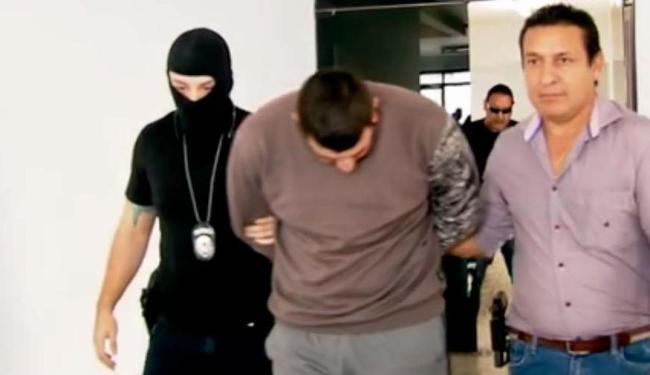 O lutador de jiu-jítsu Guilherme Lozano Oliveira, de 22 anos, matou a tia Kely Cristina - Foto: Reprodução   TV Globo