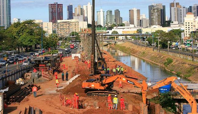 Decisão de suspender aval a empréstimos externos pode travar andamento de projetos na Bahia - Foto: Fernando Amorim | Ag. A TARDE