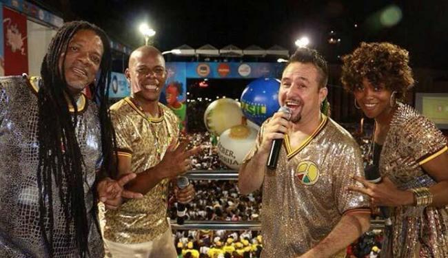 Banda vai puxar o bloco sem cordas na terça-feira de Carnaval - Foto: Divulgação